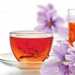 خواص چای زعفران