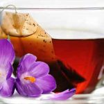 Properties of Saffron Tea