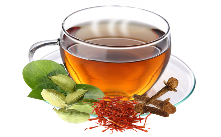 herbal tea saffron recipe