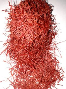 Specifications of saffron